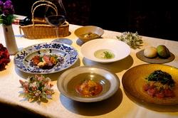 シェフが、愛する九州の食材にありったけの思いを込めてもてなす玄の集大成。