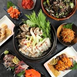 【浜松町駅 大門 個室 居酒屋】肉の寿司や牛タンの雲丹乗せや鮮魚など、一押しメニューをご賞味あれ!