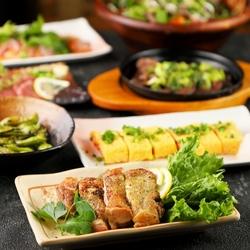 【浜松町駅 大門 個室 居酒屋】毎日先着5組の特別宴会プラン しっかりボリュームのお手軽コース!
