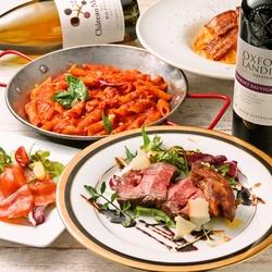 =日~木曜日限定のお得コース= こだわりの燻製料理をお手頃価格で楽しめるコースです!!
