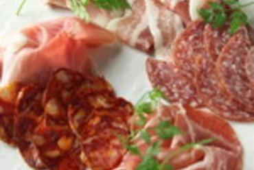 見ても食べても楽しめるひと品『前菜の盛合わせ』