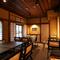 和の情緒を感じられる、京都らしい個室を敢えて残す
