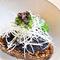 KYOTOでしか食べられない美味しさ『自家製角煮の玄米オムライス』