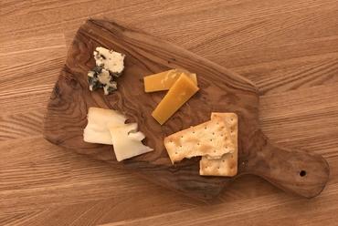 ナチュラルチーズ3種盛