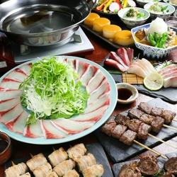【贅沢!!】牛タンしゃぶしゃぶと当店自慢の料理が食べられる宴会コースです!