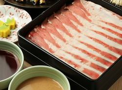 ★令和元年記念コース★付出し・国産豚の食べ放題・飲み放題・デザート付きで【税込3,500円】