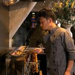 期待をはるかに上回る、料理やサービスで最上級のおもてなし