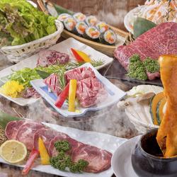 当店オススメの全68品食べ飲み放題プラン! 定番メニュー食材から人気の贅沢食材まで、多彩な食材をご用意