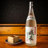 アワビや伊勢海老などの魚介に合う、まろやかな純米酒をセレクト