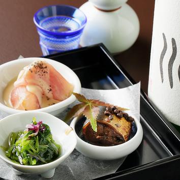 海鮮五種鍋コース(しょうゆ味)