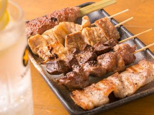 なかなか味わえない部位まで味わえる新鮮な豚肉