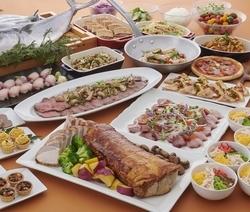 ホテルで愉しむ冬の集いに♪【食べ放題♪♪】のビアホールはいかがですか?