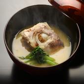 鯛の白味噌椀