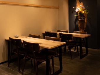 セミオーダーも叶うお得なコースプランで、美味しく楽しい宴会を