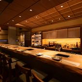 上質な空間で堪能! 極上のステーキと高級食材が織りなす料理