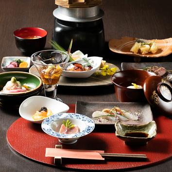 ◆おまかせ会食[11品]お料理のみ 4000円