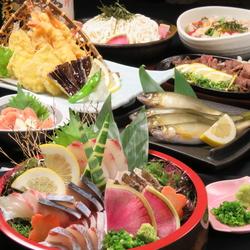 ふくえがおくる旬の食材を使用した冬にぴったりのコースです!!