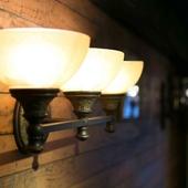 柔らかな光がリラックスできるムードを演出