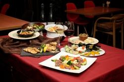 飲み放題、料理7品付きの宴会プラン