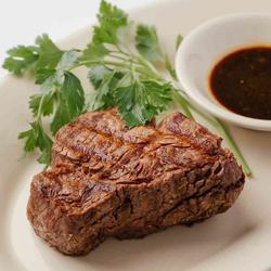 USDA(アメリカ農務省)格付け最高位のプライムグレードのブラックアンガスビーフのフィレステーキ