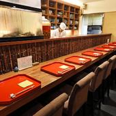 記念日デートなどで若い方にも日本料理を楽しんで