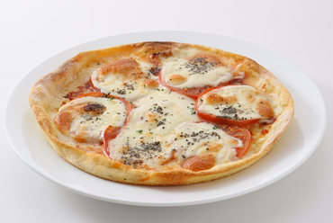 焼きたての手づくり『ピザ』