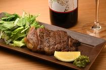 『和牛サーロインの炭火焼』など充実の肉料理