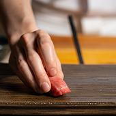 料理に合う日本酒を、通も納得の様々な銘柄でラインナップ