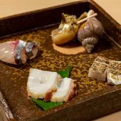 日本料理ならではの「走り・旬・名残り」。今だけの味覚に舌鼓