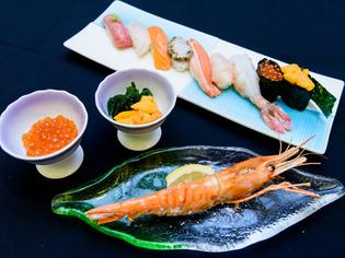 春夏秋冬を味わう、北海道産の新鮮な「旬の魚介たち」