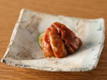 『ばくらい』など、日本各地の珍味が充実