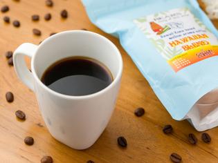 コナコーヒー40%を使用したオリジナルのコナブレンド