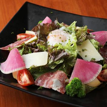 豚ホホ肉のフリカッセコース料理(120分飲み放題付) 4000円(8品)