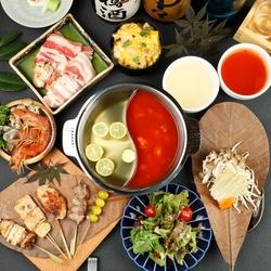 【夏の激辛コース】選べる激辛悪魔の焼飯or激辛悪魔の焼きそば!夏に食べたくなる激辛料理♪