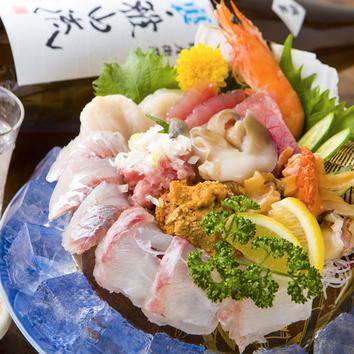 ●120分飲み放題付きコース4500円<料理6品>