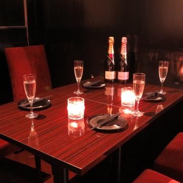 天神 渡辺通りでパーティー 結婚式二次会ができるレストラン ヒトサラ