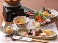 旬の富山県産食材を少量多品で堪能する『基本コース料理』