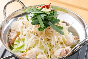 さっぱりとした味わいの『牛タンしゃぶしゃぶ』は一番人気のヘルシー鍋