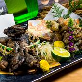 新鮮な味わいの名古屋コーチンを毎日厳選。最大3時間飲み放題付『つつじコース』