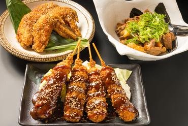 経験豊富な料理人が手掛ける『名古屋めし』