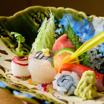 季節のコース料理  7000円