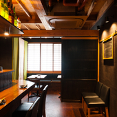 全国各地の日本酒銘柄をはじめ、ドリンクの種類が豊富