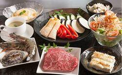 <全12品>フォアグラや肉料理を堪能!