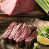 美味しいステーキに添えるのは、新鮮な国産の採れたて野菜