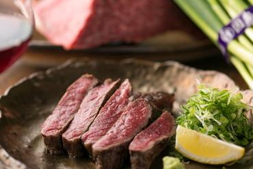 赤身ならではのさっぱりした味わいと旨味を堪能できる『神戸牛柔らかい赤身(シンシン・ランプなど)100g』