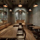 恵比寿駅近のスタイリッシュなレストラン