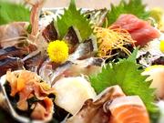 店自慢の料理ばかり9品を味わえる、おすすめのプレミアムプラン。名古屋コーチンや枕崎産カツオ、ウニなど、ワンランク上の贅沢素材が使用されています。もちろん、3時間の飲み放題付き。