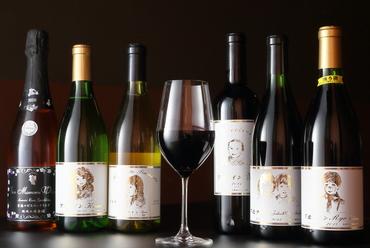 青森の自社ワイナリーでつくるオリジナルの『ワイン』