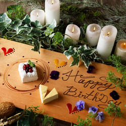 前菜からデザートまでお楽しみいただける使い勝手の良い7品コース。新年会・各種宴会に◎