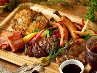 料理ごとに合わせて厳選した肉